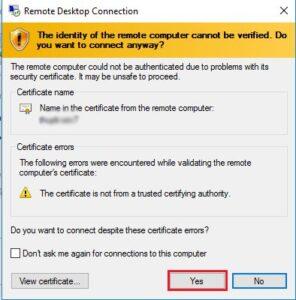 Hướng dẫn remote VPS Windows trên KDATA Cloud (5)