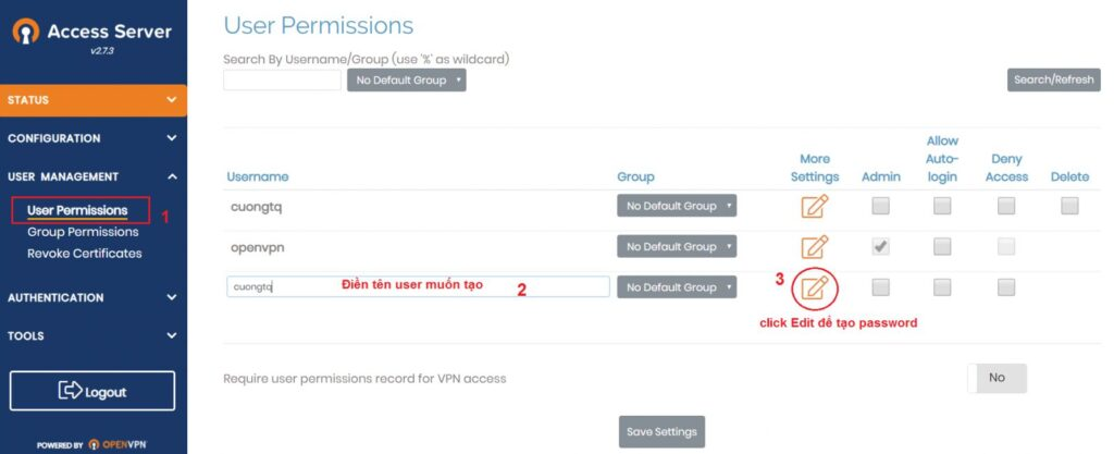 Hướng dẫn sử dụng OpenVPN trên KDATA Cloud (8)