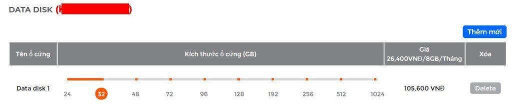 Hướng dẫn tạo VM chu kỳ dài hạn trên KDATA Cloud (5)